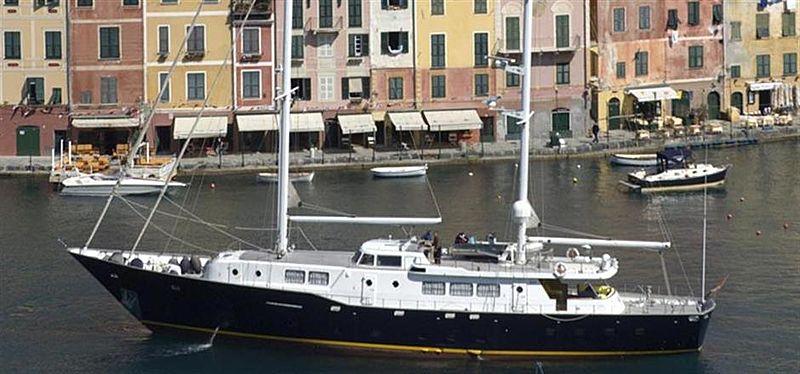 Barcablu yacht in Portofino
