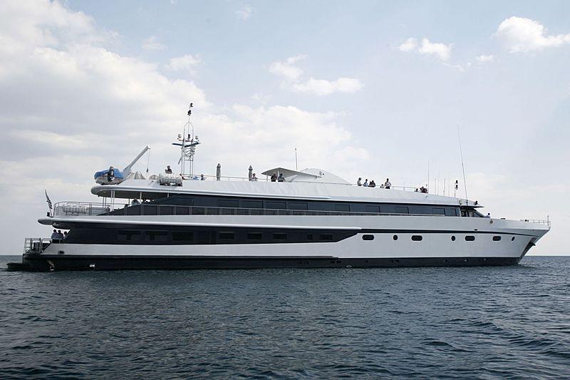 HARMONY G yacht Neorion
