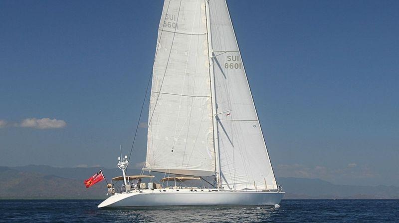 ASPIRATION yacht Nautor's Swan