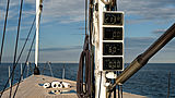 Yam yacht deck