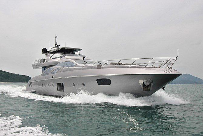 G yacht Azimut