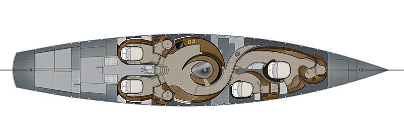 Spirit 111 yacht GA