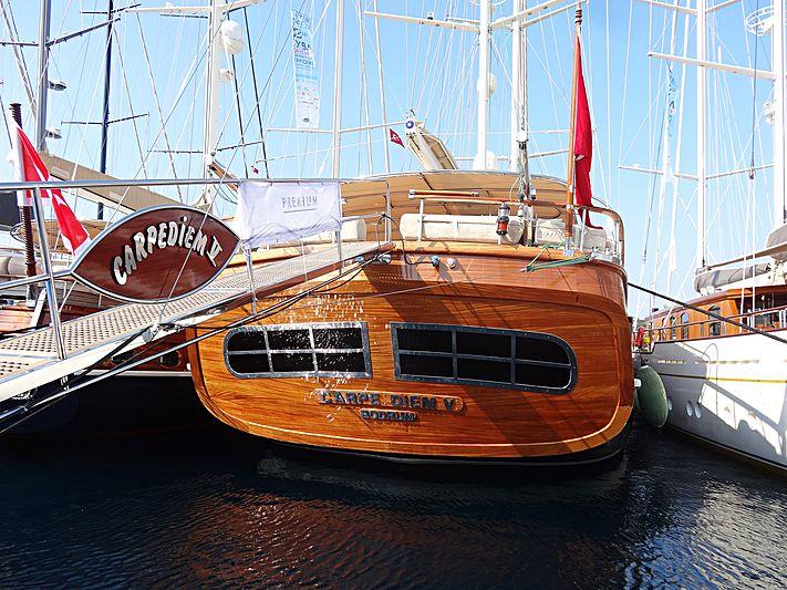 CARPE DIEM V yacht Koyunbaba Boat Manufacturing