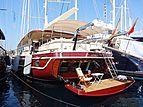 Daima Yacht Arkin Pruva Argos