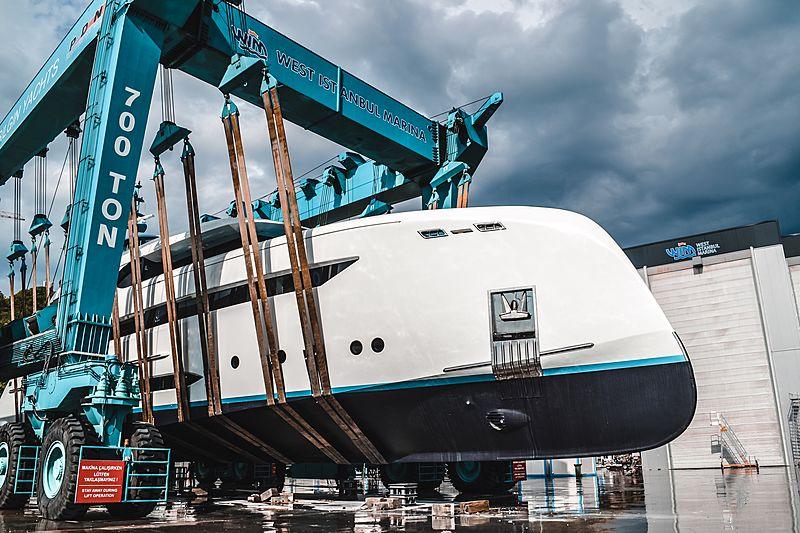 ELADA yacht Bilgin Yachts
