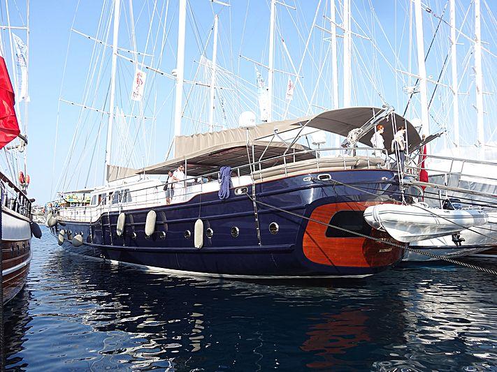 NEVRA QUEEN  yacht Bozburun