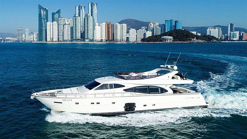 DAISY yacht Ferretti Yachts