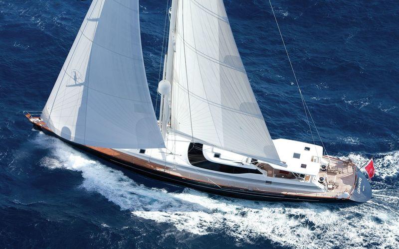 GENEVIEVE yacht Alloy