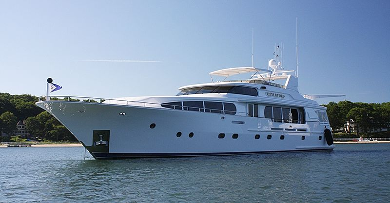 WATERFORD yacht Sovereign