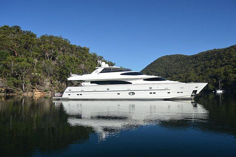 ENCORE yacht Horizon