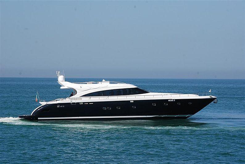 AZUL 5 yacht AB Yachts