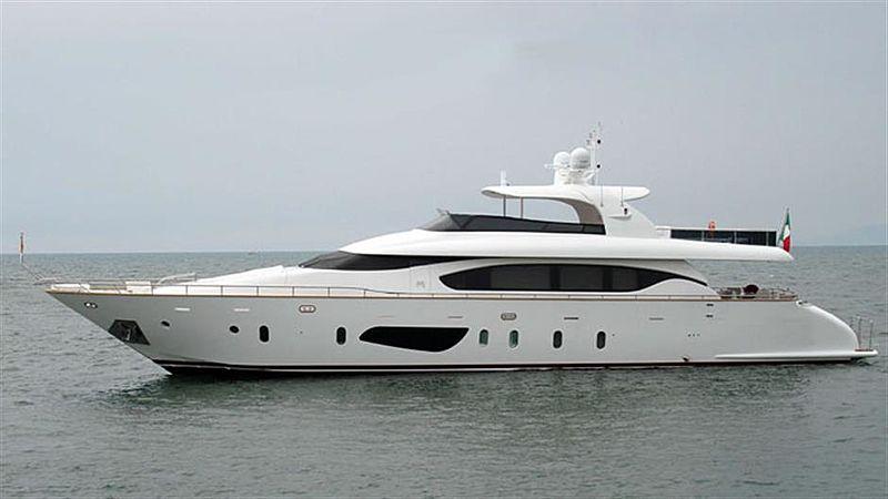 ANTARAH yacht Maiora