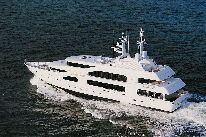 DOUBLE HAVEN yacht Feadship