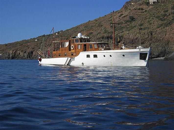 METEOR yacht Skibsvaerftet Gamle Hestehauge