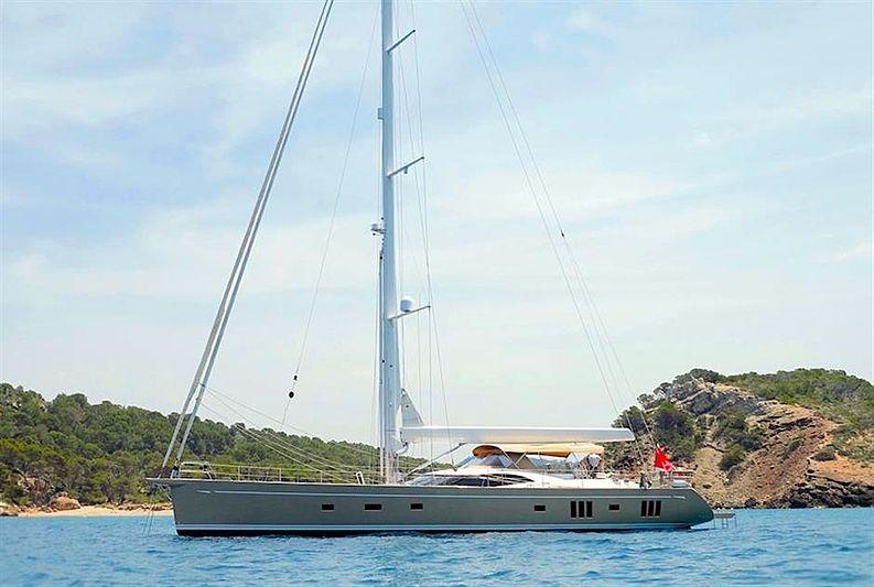 KARIBU yacht Oyster