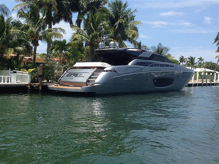 GYPSEA  yacht Riva