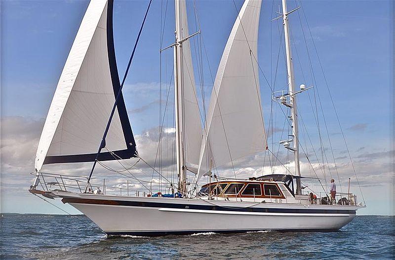 ISABEL yacht Jongert