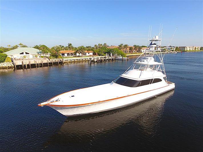 III AMIGOS yacht Merritt Boats & Engine Works