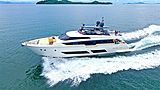 Oriant Yacht Ferretti Yachts