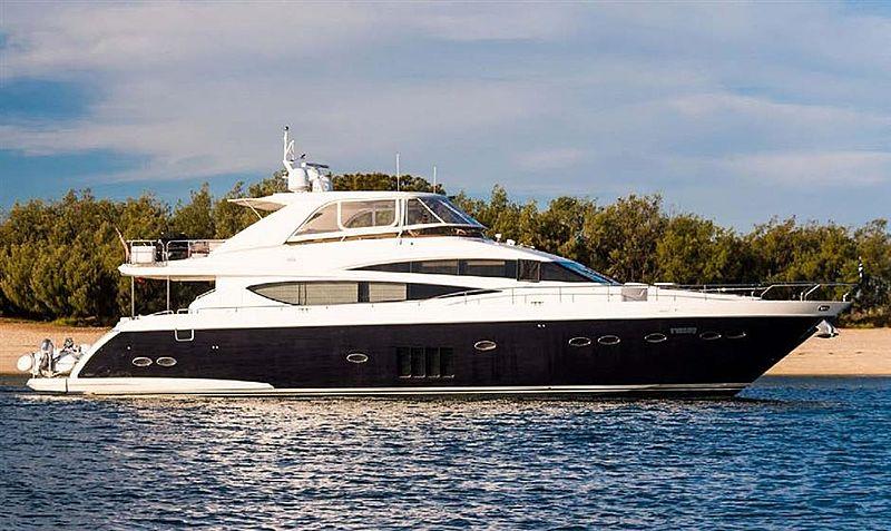 AQUA yacht Princess