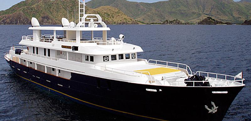 WESTERN ISLES yacht Ishikawajima-Harima Heavy Ind.