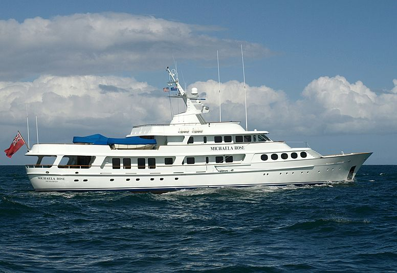 MICHAELA ROSE yacht Fr. Schweers Shipyard