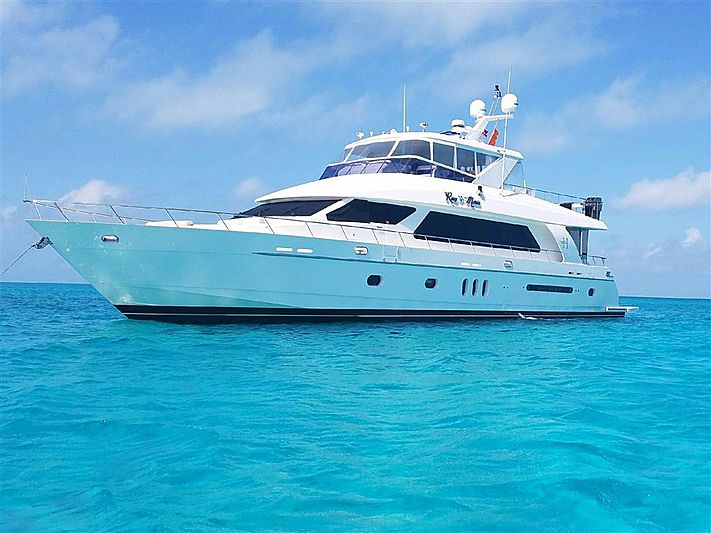 ROXY MARIA  yacht Hargrave