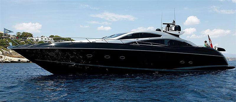 HOOLIGAN OF COWES yacht Sunseeker