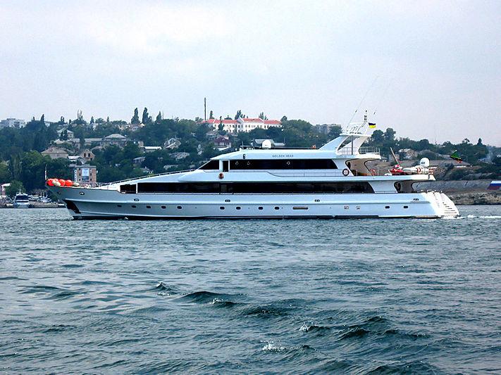 GOLDEN HEAD yacht Ceksan