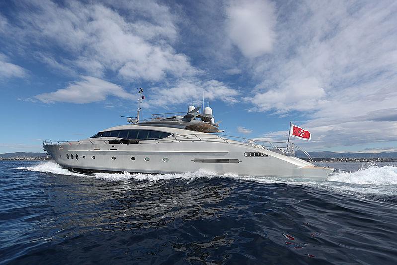 ESCAPE yacht Palmer Johnson