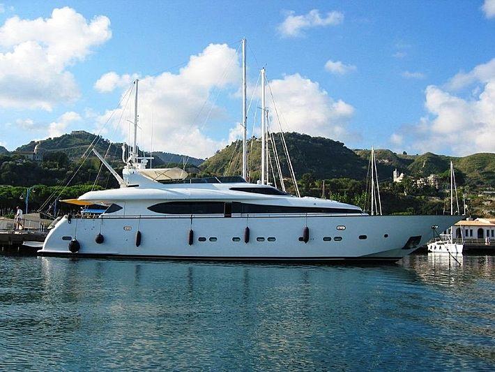 SILENCE yacht Maiora