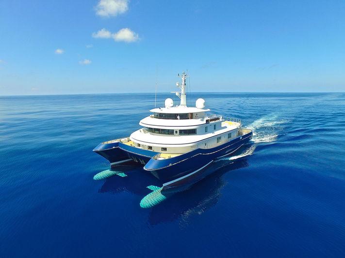 SILVER CLOUD yacht Abeking & Rasmussen