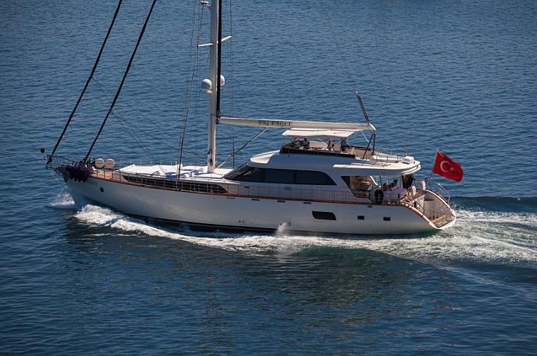 BIG EAGLE  yacht Unknown