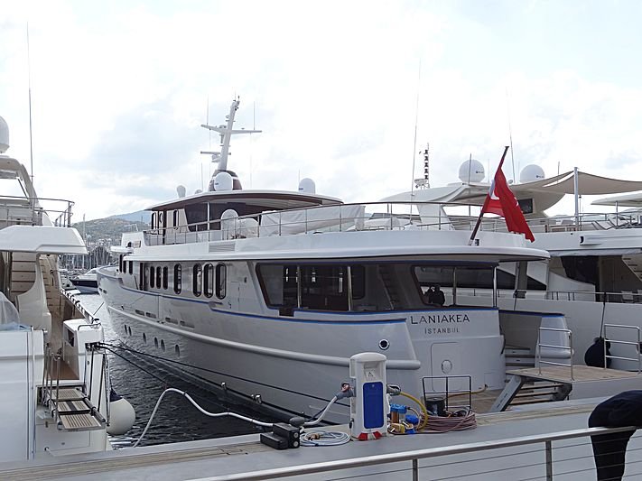 Laniakea yacht in Yalikavak Marina