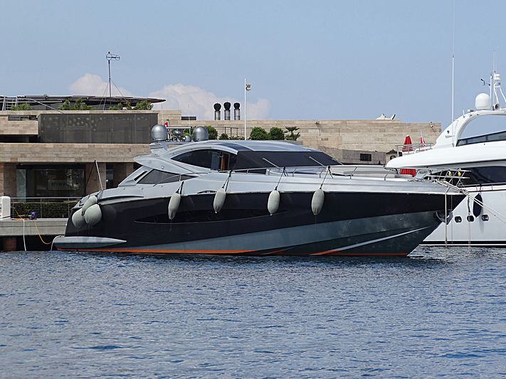 SLICE OF LIFE yacht Canados