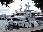 Zehra 1 Yacht Benetti