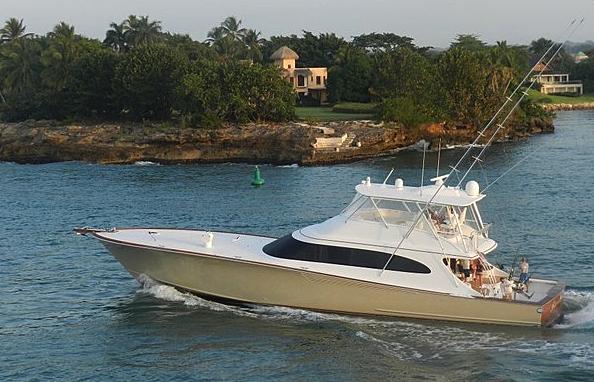 BANGARANG yacht Spencer Yachts