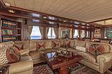 Montrevel yacht saloon