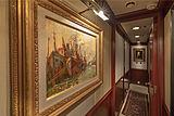 Montrevel yacht hallway