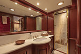 Montrevel yacht bathroom