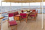Montrevel yacht deck