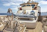 Montrevel yacht foredeck
