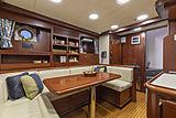 Montrevel yacht crew mess