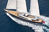 Melek yacht sailing