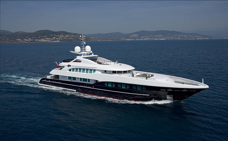 NASEEM yacht Heesen