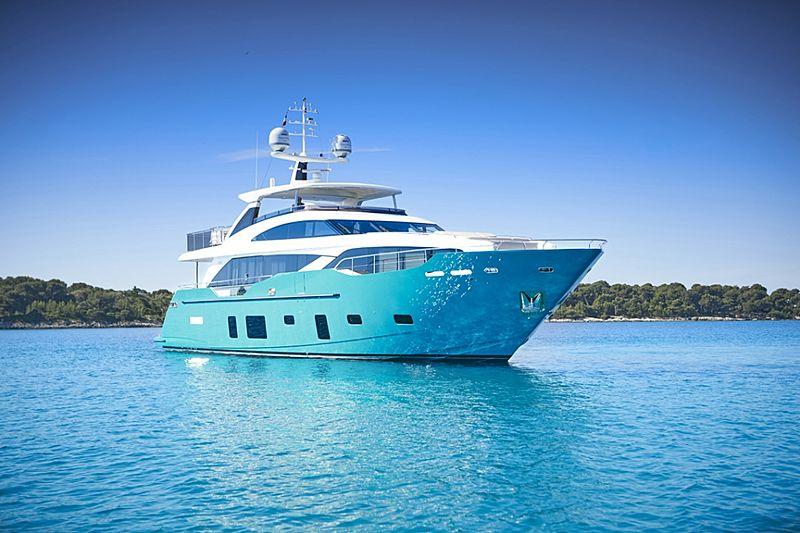ANKA yacht Princess
