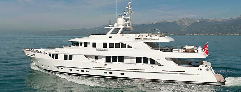 GATTOPARDO VI yacht CBI Navi