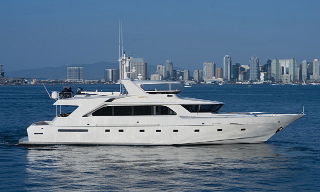 ALTAMAR  yacht Knight & Carver