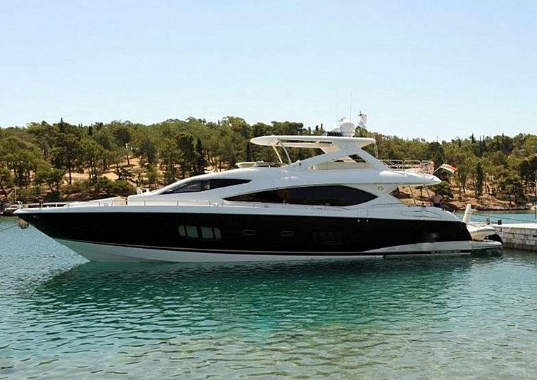 AYSEGUL yacht Sunseeker
