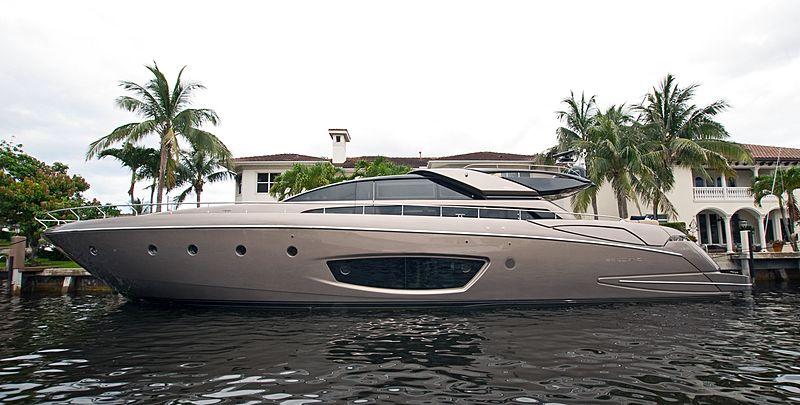 DA ROSE yacht Riva